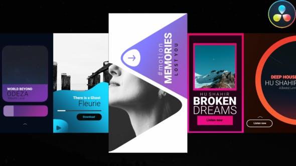 Music Instagram Stories
