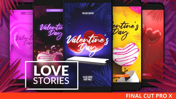 Thumbnail for Love las historias de Instagram para Final Cut Pro X