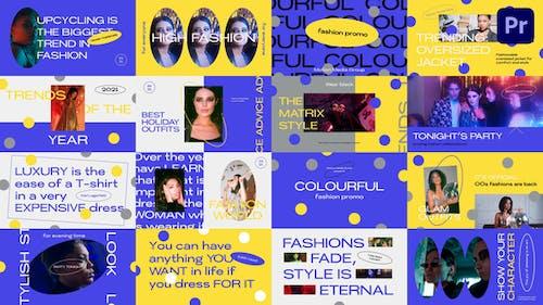 Colorfull Fashion Promo