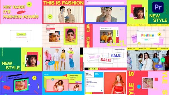 Thumbnail for Promo Événement Mode