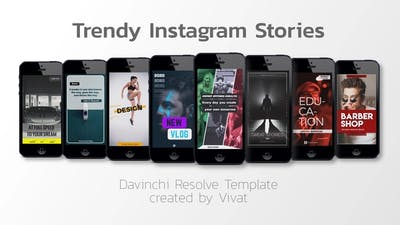 Trendy Instagram Stories V.1
