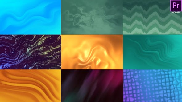 Thumbnail for Trendy Animated Backgrounds