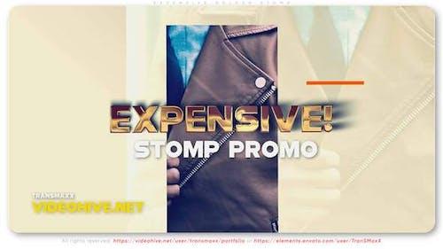 Expensive Golden Stomp