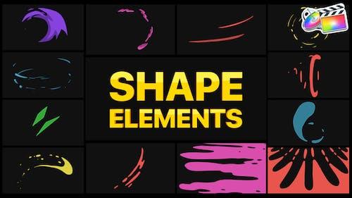 Shape Elements   FCPX
