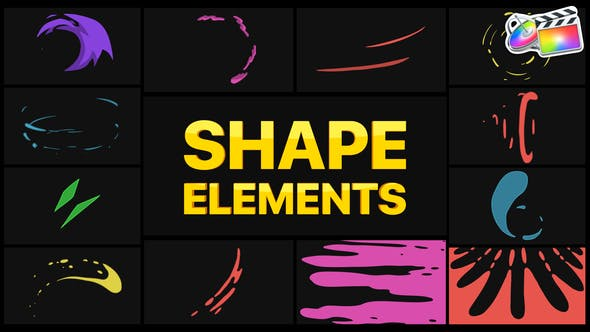 Shape Elements | FCPX