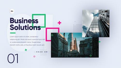 Modern Digital Presentation