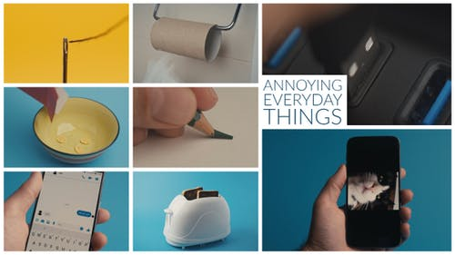 Annoying Everyday Things