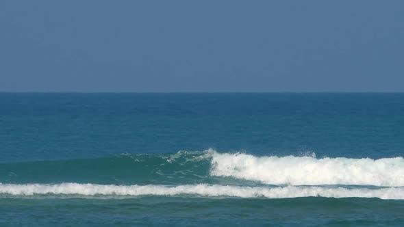 Waves on Coral Reef