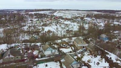 A Small Village in Russia