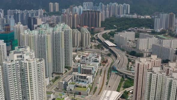 Thumbnail for Hong Kong urban city