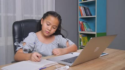 Distance Learning Online Education