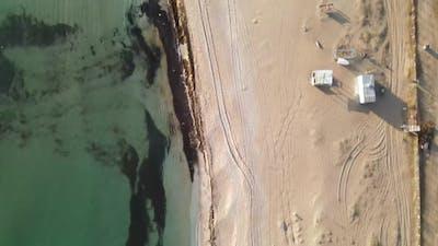Ocean Coast Aerial