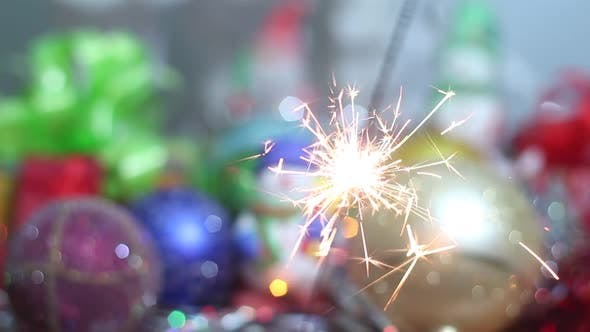 Thumbnail for Christmas Sparkler