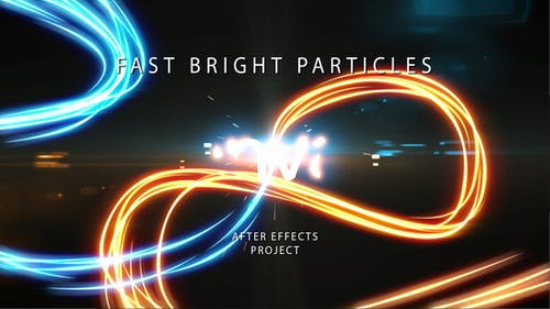 Fast Bright Particles