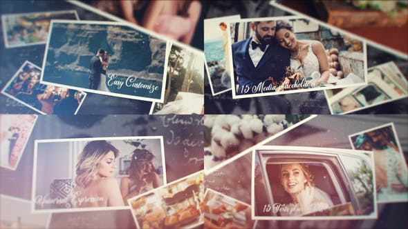 Thumbnail for Cinematic Wedding Story