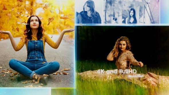 Thumbnail for Presentación de diapositivas de fotos | Lovely Slides