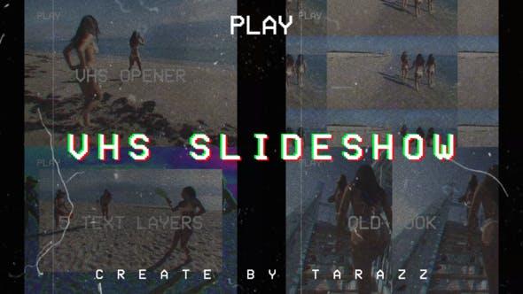 VHS Slideshow
