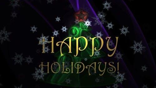 Happy Holidays! - HD Intro