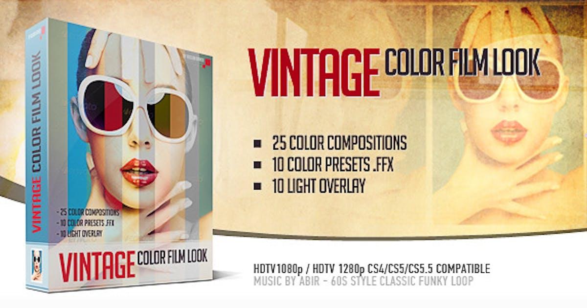 Download Vintage Color Film Look by ruslan-ivanov