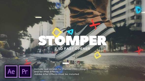 Stomper Fast Opener