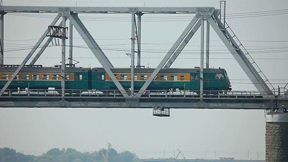 Cover Image for Railway Bridge