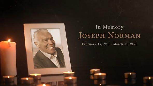 Memorial Funeral