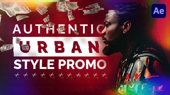 Authentische Urban Style Promo