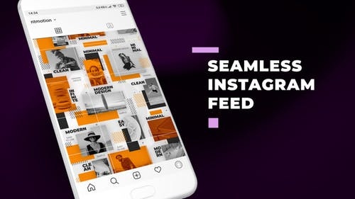 Seamless Instagram Feed
