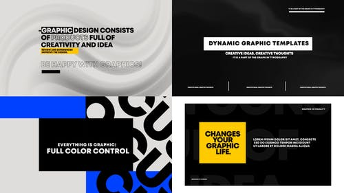 Titles Typography Version 2