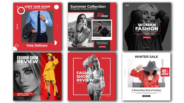 Fashion Advertising Post