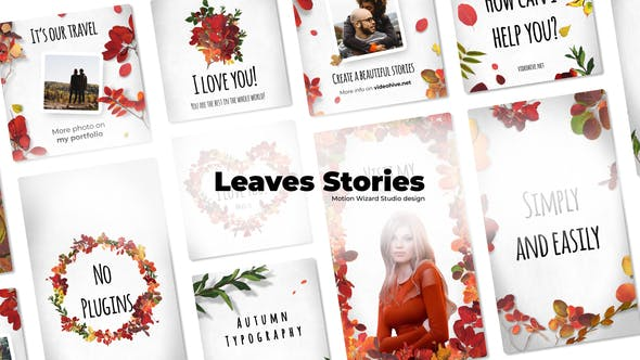 Leaves Stories