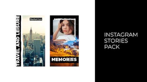 Scratch   Instagram Stories Pack