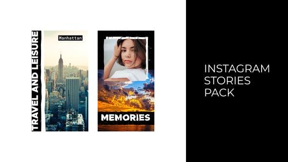 Scratch | Instagram Stories Pack