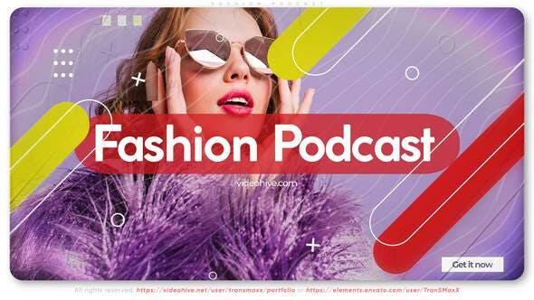 Podcast de moda
