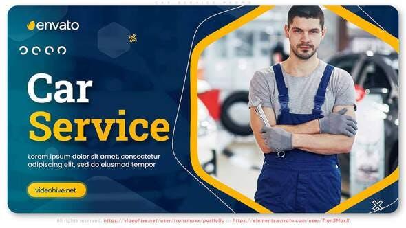 Car Service Promo
