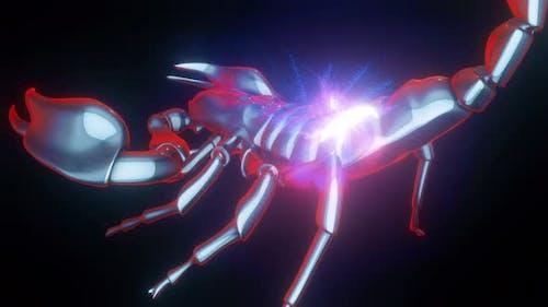 The Scorpion 4k