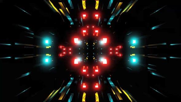 Vj Disco Pack Neon Lights