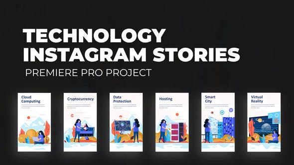 Technology - Instagram Stories