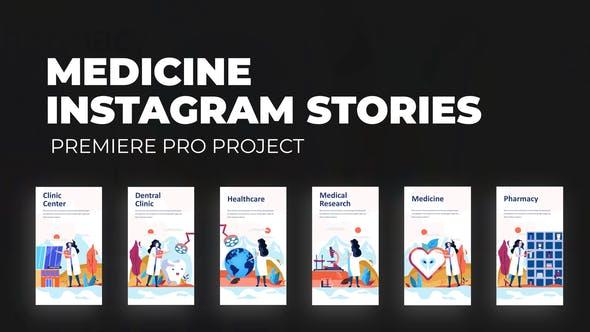 Medicine - Instagram Stories