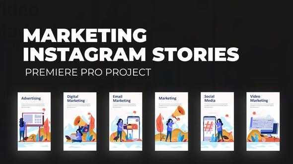 Marketing - Instagram Stories