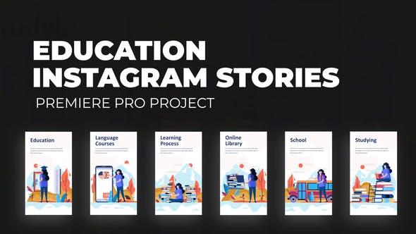 Education - Instagram Stories