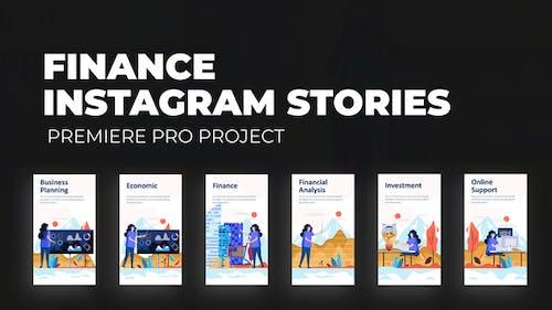 Finance - Instagram Stories