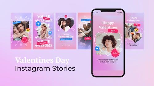 Valentines Day Love Instagram Stories