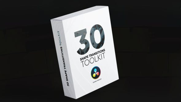 30 Shape Transitions Toolkit