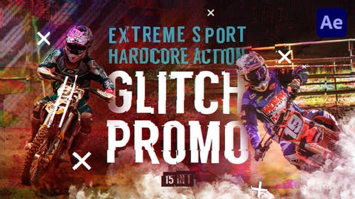 Extreme Sport Hardcore Action  // Glitch Promo