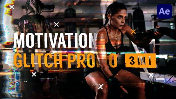 Motivation Glitch Promo