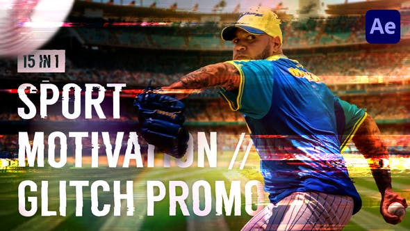 Sport Motivation // Glitch Promo