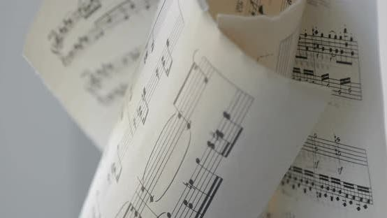 Thumbnail for Music Notes