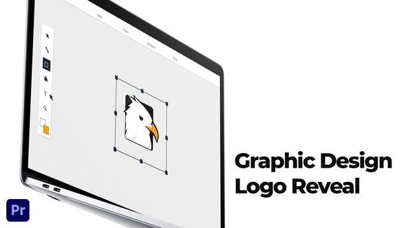 Grafikdesign-Logo-Enthüllung | Für Premiere Pro