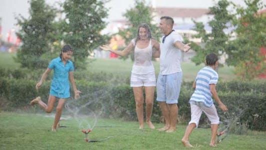 Sprinkler Shower